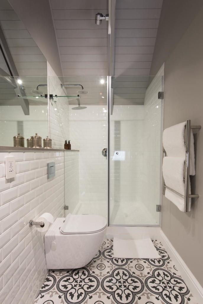 Simonzicht Guest House Bathroom, Stellenbosch Accommodation