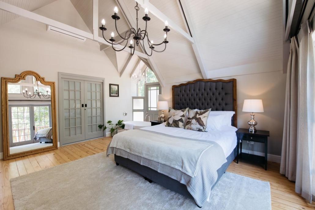 Simonzicht Guest House Bedroom, Stellenbosch Accommodation